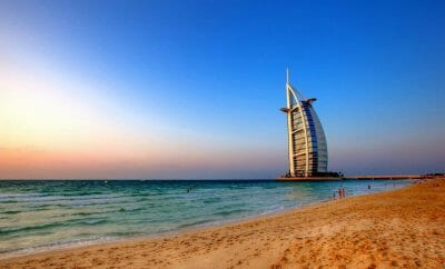 Dubai's Best Beaches
