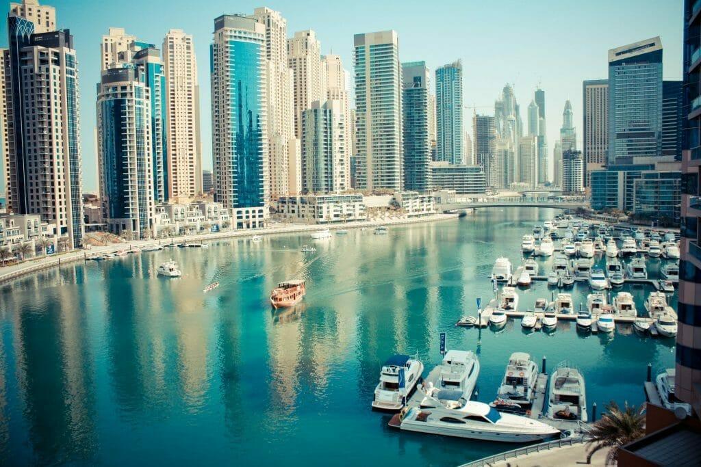 Dubai's best outdoor spots
