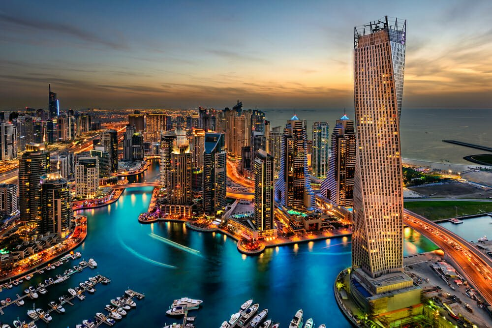 Vacation Rentals in Dubai Marina