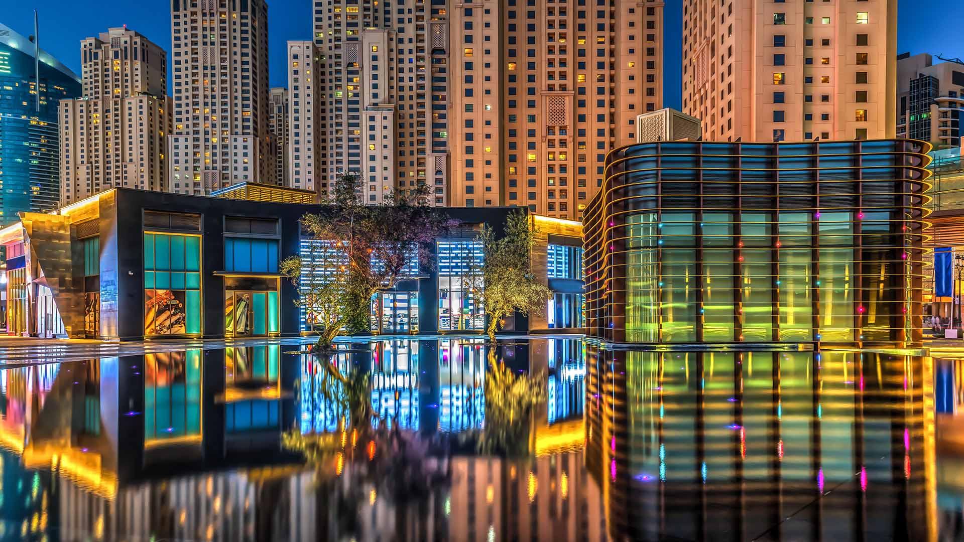 Jumeirah Beach Residence - Short Stay Rentals