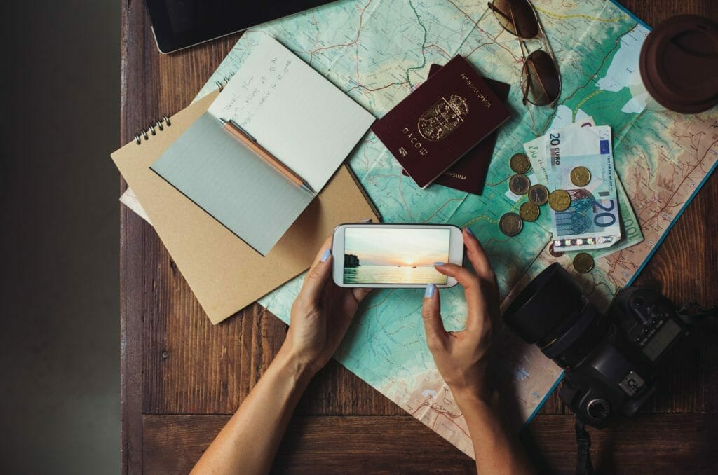 Travelling Gadgets