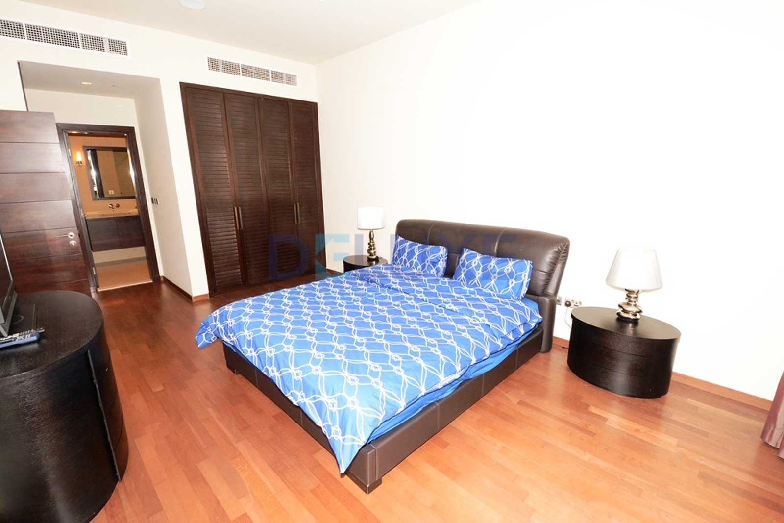 Tiara Residences - Bedroom - Dubai Holiday Home