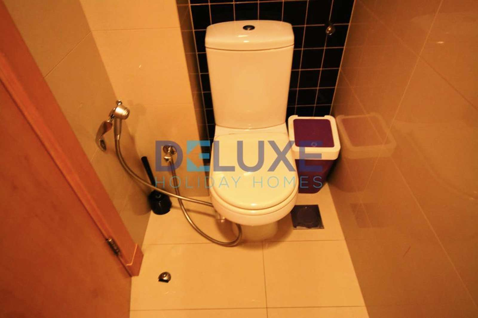 Tiara Residences - Bathroom - Dubai Holiday Home
