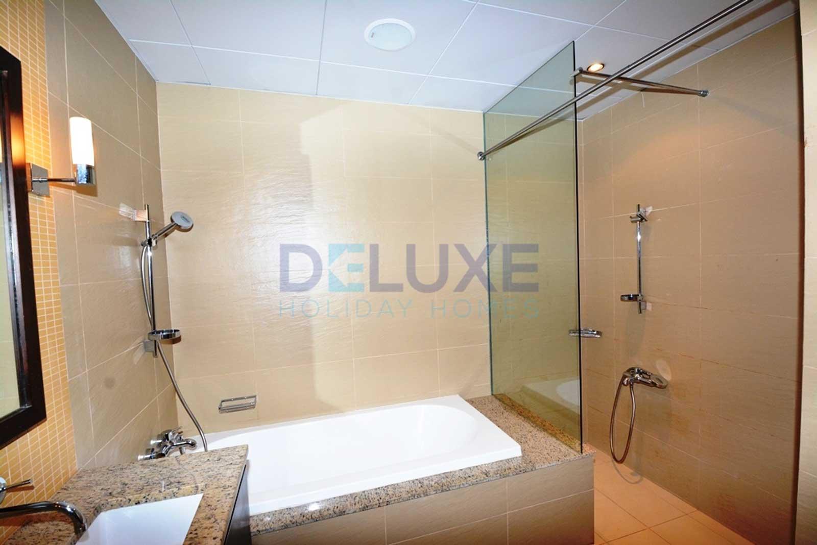 Al Bateen - Bathroom - Deluxe Holiday Homes
