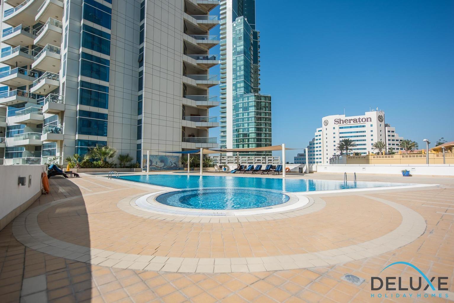 3 Bedroom In Dorra Bay Dubai Marina Deluxe Holiday Homes