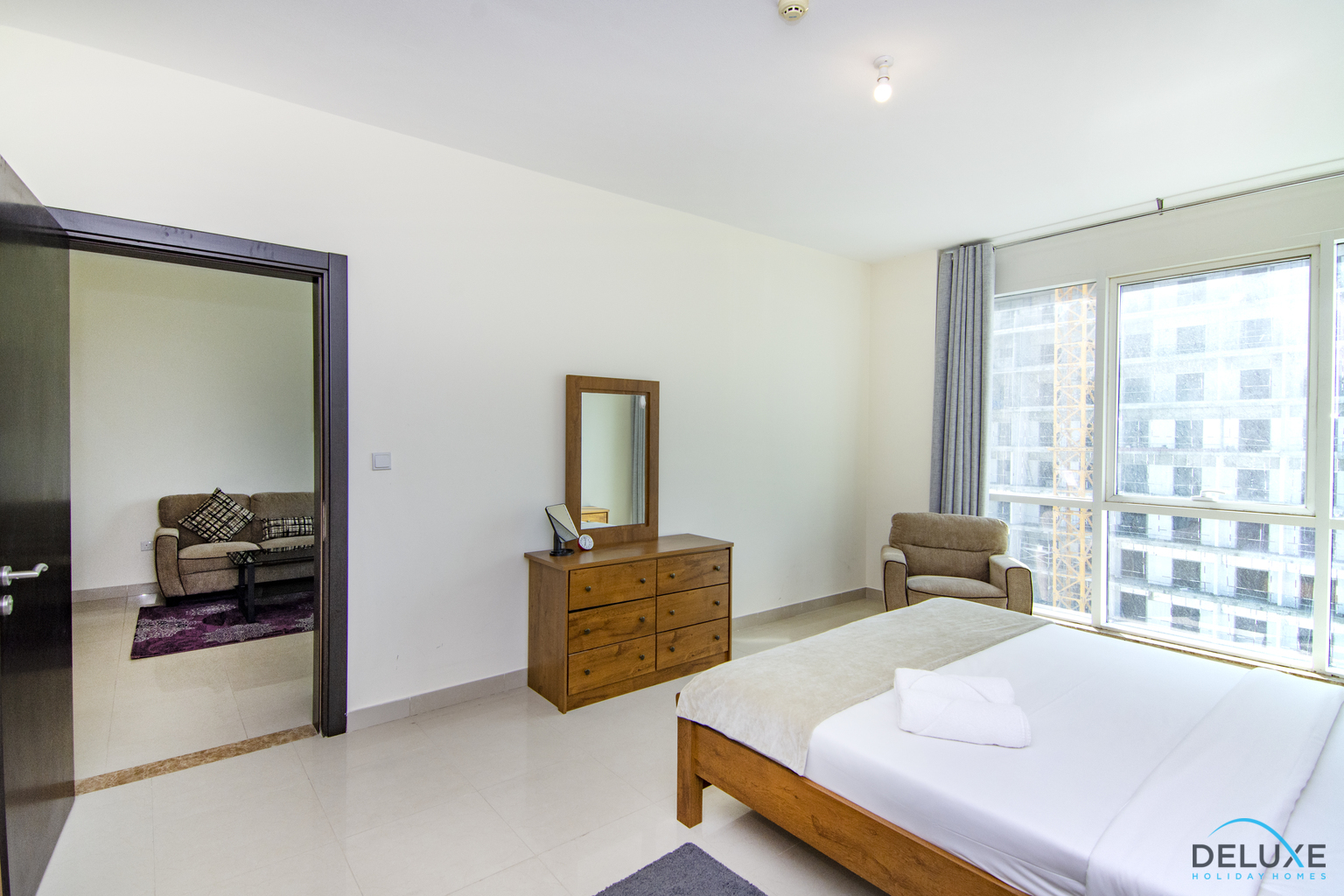 neat and nice 1 bedroom apartment in the red residency