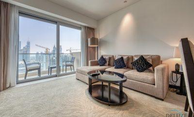 Exquisite 1 Bedroom in the Address Dubai Marina