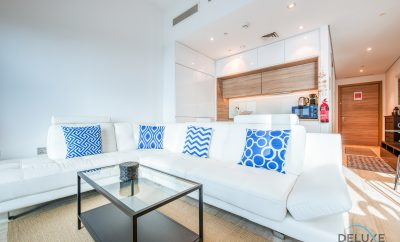 Airy Studio in Studio One Dubai Marina