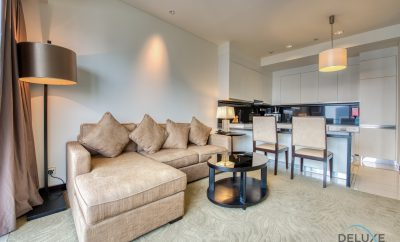 Lush 1 Bedroom in the Address Dubai Marina