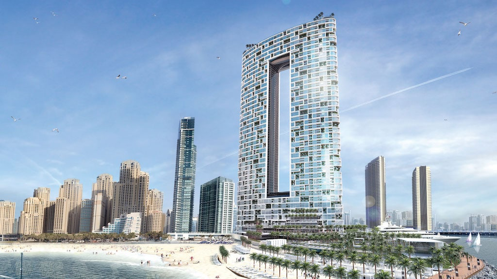 picture of jumeirah gate tower located in Jumeirah Beach Residence