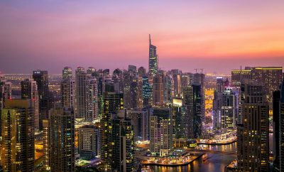 Exploring Jumeirah Lake Towers: From spicy ramen to mind-boggling workout ideas
